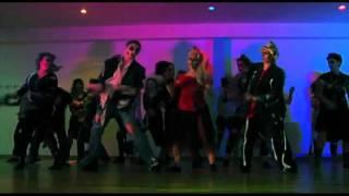 Vidéo de l'Atelier Danse de Seb et Sandra à Mâcon : Thriller à l'Atelier danse de seb et sandra