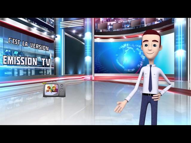 Emmanuel présente la version EMISSION TV