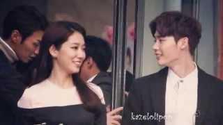 Park Shin Hye is Lee Jong Suk