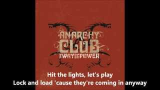 Anarchy Club - Kill For You [Lyrics / ᴴᴰ1080p]