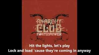 Anarchy Club - Kill For You [Lyrics / ᴴᴰ1080p]