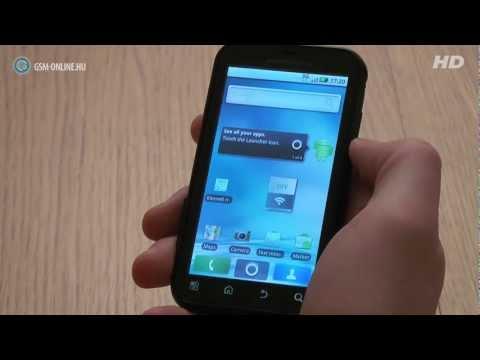Motorola Defy teszt - GSM online™
