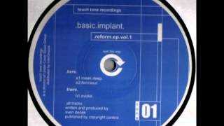 Basic Implant - Evoke
