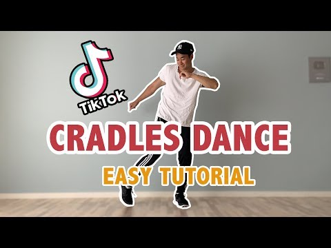 How To Do Sub Urban Cradles Dance (EASY Tutorial) | TikTok Dance 2019  | Step By Step Tutorial
