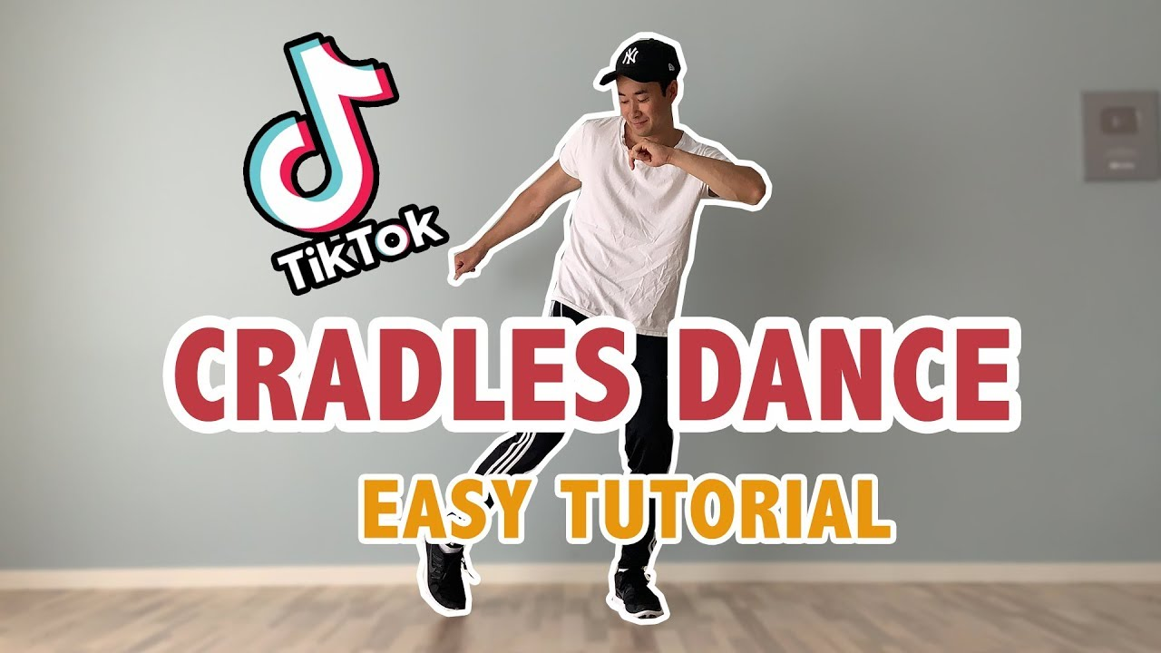 How To Do Sub Urban Cradles Dance Easy Tutorial Tiktok Dance 2019 Step By Step Tutorial Youtube