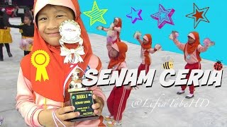Lifia Lomba Senam Ceria Anak PAUD Happy Dance Cheerful Kids
