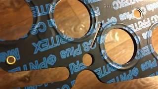Обзор и сравнение прокладок коллектора Фритекс и ВАТИ 21114100808000
