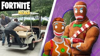 FORTNITE NEWS-Merry Marauder new mode Skin controversy and more
