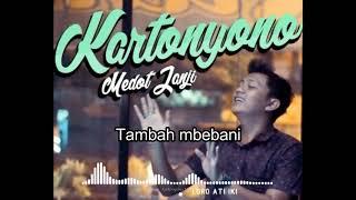 Denny Caknan - Kartonyono Medot Janji (Lyric)