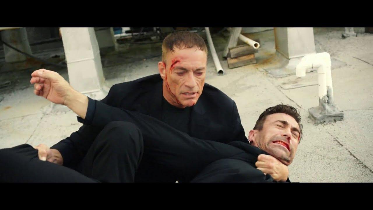 Uccidili Tutti Van Damme Vs Daniel Bernhardt Youtube