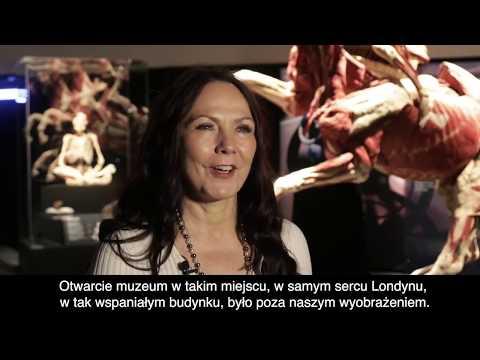 BODY WORLDS Od 01.12 W PKiN W Warszawie!