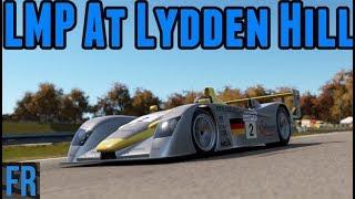 LMP Cars Visit Lydden Hill