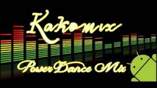 POWER DANCE MIX VOL 266 EURO DANCE BEST KAKOMIX 2