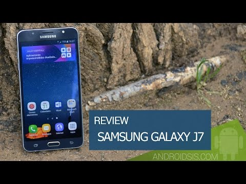 Samsung Galaxy J7 2016, análisis en español