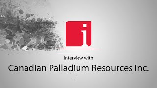 Wayne Tisdale on the palladium shortage and Eric Sprott's investment in Canadian Palladium Resources