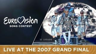 Verka Serduchka - Dancing Lasha Tumbai (Ukraine) Live 2007 Eurovision Song Contest