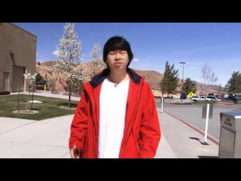 Truckee Meadows Community College Int'l Student Video Series - Sammy
