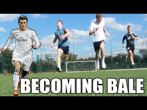 BECOMING GARETH BALE! How Good Is Bale?!