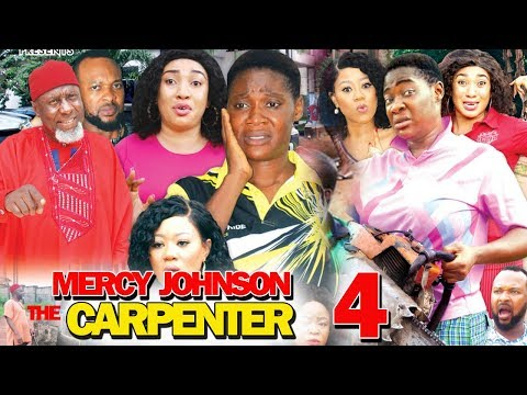 MERCY JOHNSON THE CARPENTER SEASON 4 - New Hit Movie 2019 Latest Nigerian Movie - Nollywood Movies