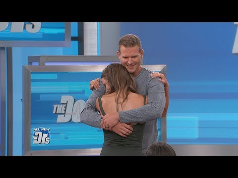 Dr. Travis And His Bride Play The Doctors Newlywed Game
