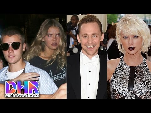 Justin Bieber Parties W/ New Girlfriend - Taylor Swift & Tom Hiddleston Red Carpet Official? (DHR)