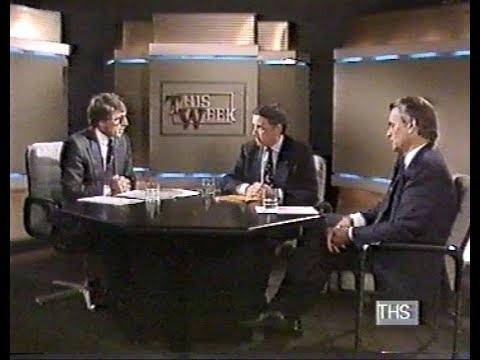 Election Special | SDP Liberal alliance | David Owen | David Steel | This Week | 1987