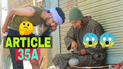Article 35A Funny Video By Kashmiri rounders
