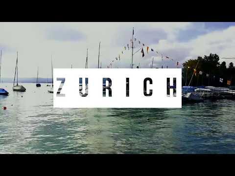 ZURICH Travel Vlog | Switzerland | Europe |Cinematic Travel Video |