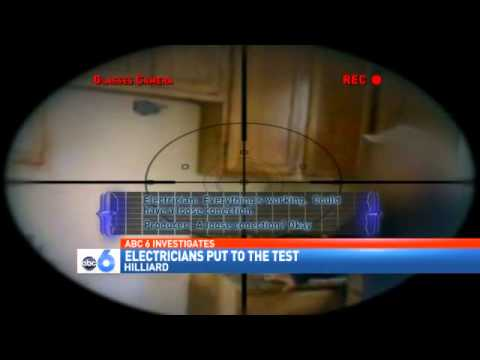 ABC 6 Investigates: Electricians Put to the Test