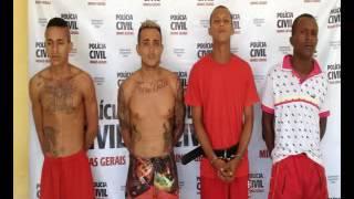 Suspeitos De Homicídio E Tráfico De Drogas Na Vila São Domingos São Presos