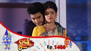 Durga | Full Ep 1466 | 22nd Aug 2019 | Odia Serial - TarangTV