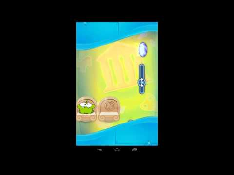 Cut The Rope Time Travel - Ancient Greece 5-9 Walkthrough 3 Stars