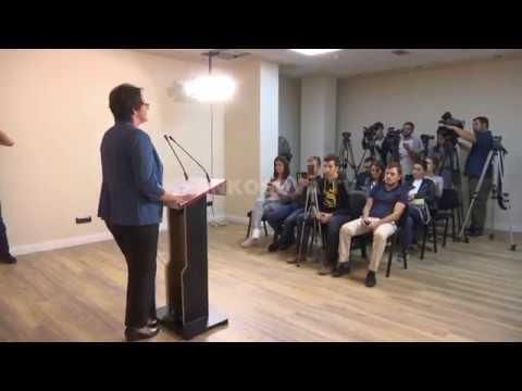 Aida Dërguti jep dorëheqje – thotë se ka probleme në Vetëvendosje - 11.12.2017 - Klan Kosova
