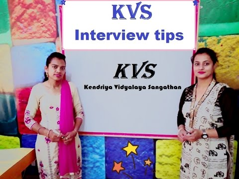 kvs interview tips