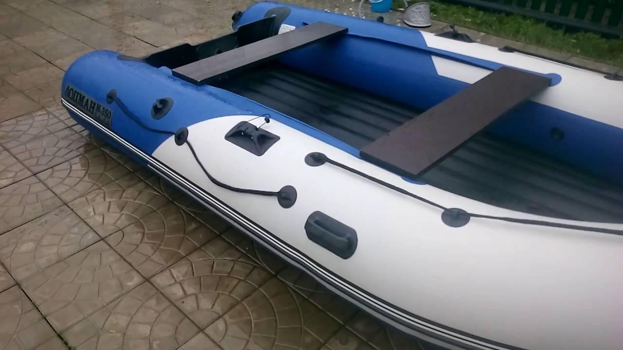 лодка пвх хантер нднд 380