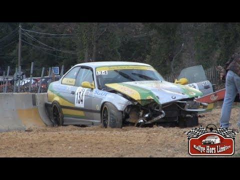 Course de Côte de Bagnols Sabran 2018 [HD] - Crashs & Mistakes - RallyeHorsLimites