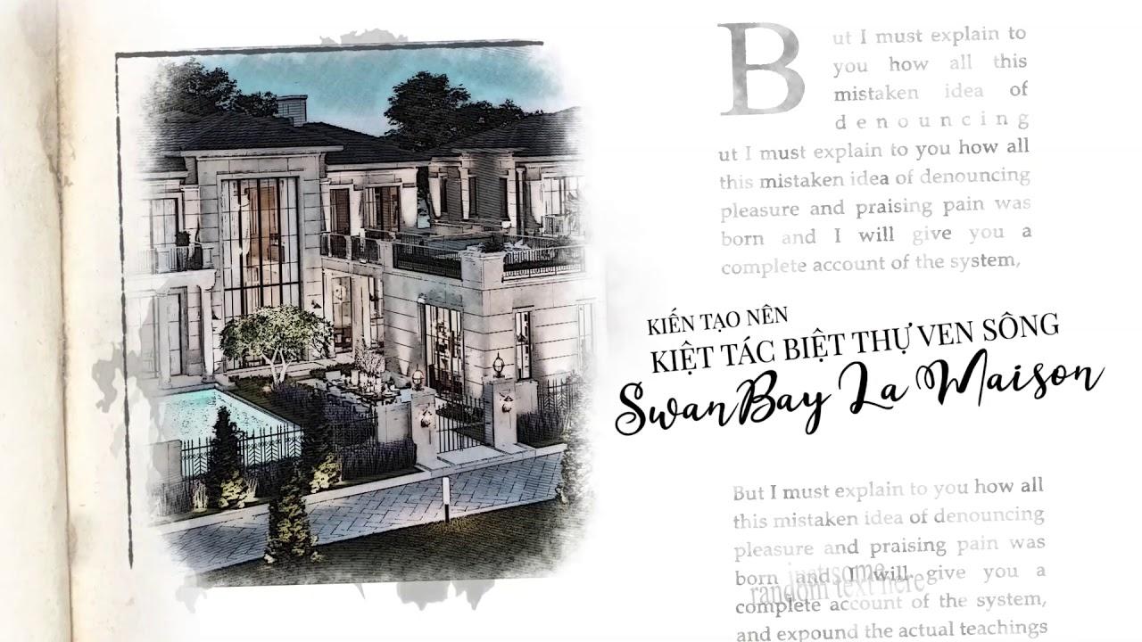 La Maison Complete swanbay la maison boat trip - youtube