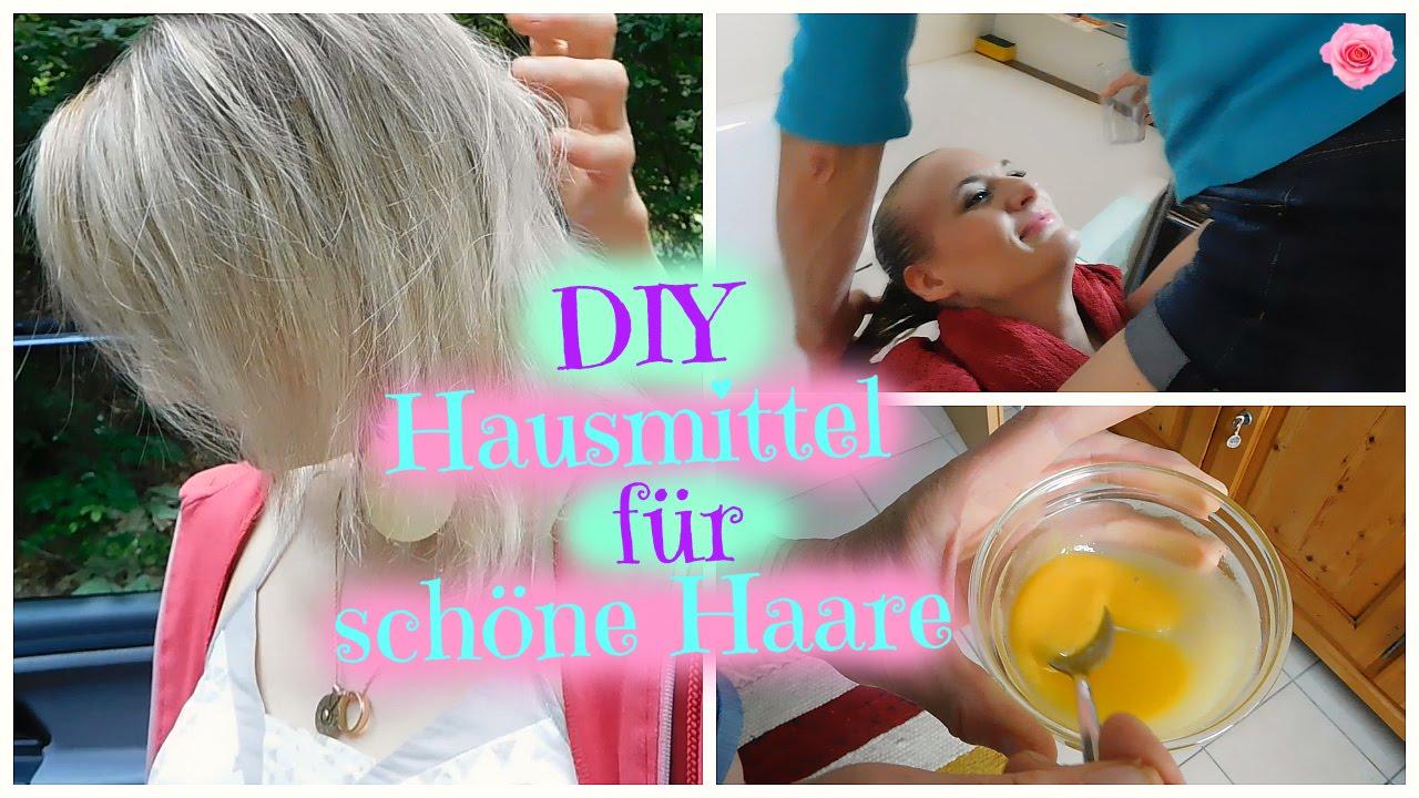 Hausmittel fur schone dicke haare