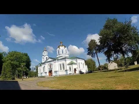 Walking in Myrhorod (Ukraine). Part 1 / Прогулянка Миргородом (Україна). Частина 1