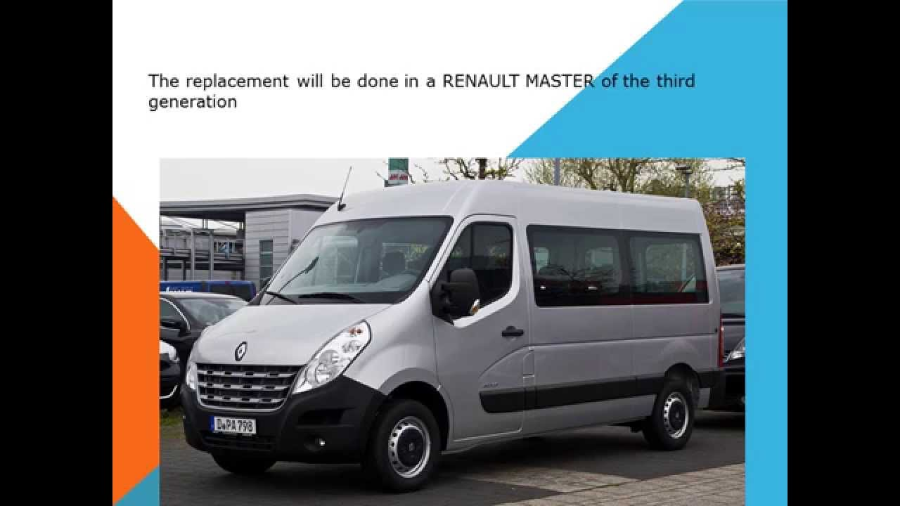 Renault Master Iii How To Replace The Air Cabin Filter