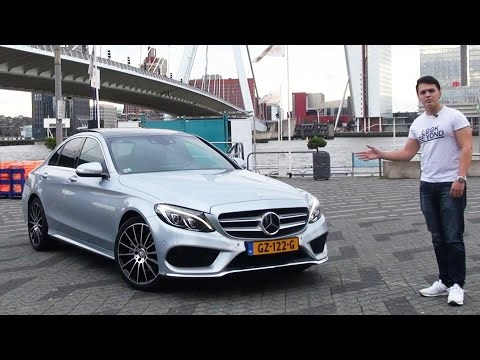 Mercedes C Class 2017 C200 AMG Test Drive POV Review Sport Dynamic Agility Select Modes
