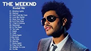 T H E W E E K N D Greatest Hits T H E W E E K N D Best Songs Playlist 2021 MP3