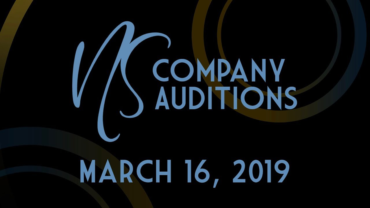 NS Dance Studio Company Auditions 2019