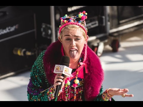Miley Cyrus I'll Take care Of You on Sunrise (Etta James cover)
