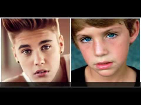 MattyB vs Justin Bieber (Pictures)
