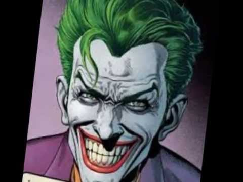 Jack Napier's iNSaNiTY ,The Joker,