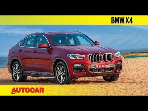 EXCLUSIVE : BMW X4 | First Drive Review | Autocar India