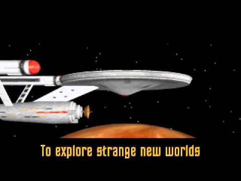 Abandonware Star Trek Judgment Rites Intro Youtube