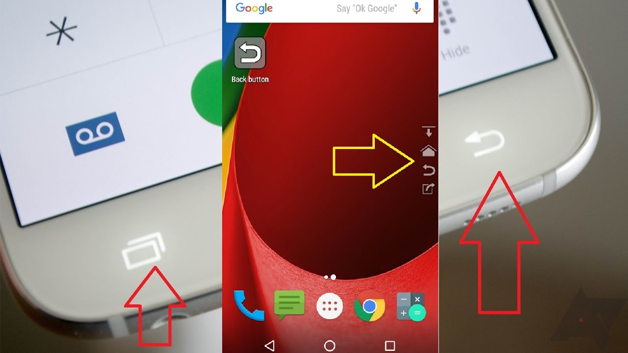 How to Fix Back Home Buttons Not Working in Android (Easy 100% Works)
