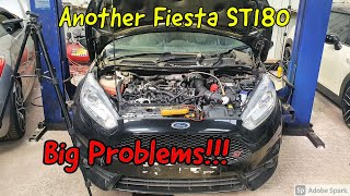 I Bought Another Fiesta ST180 - Didn't Quite Get So Lucky This Time.... MAJOR PROBLEMS!!!!!
